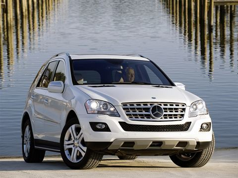 Отзыв Mercedes-Benz ML-klasse