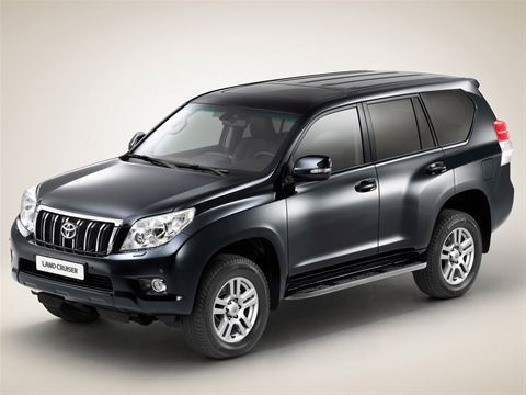 Отзыв Toyota Land Cruiser Prado