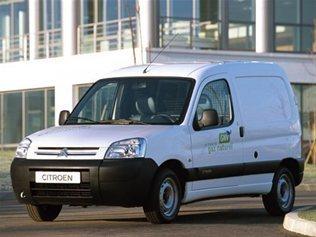 citroen berlingo фургон 110 л.с. технические характеристики