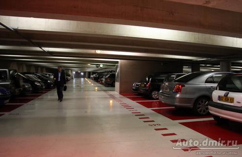возмещение НДС автопаоковка в подвале здания является проезжей частью собираюсь для этого
